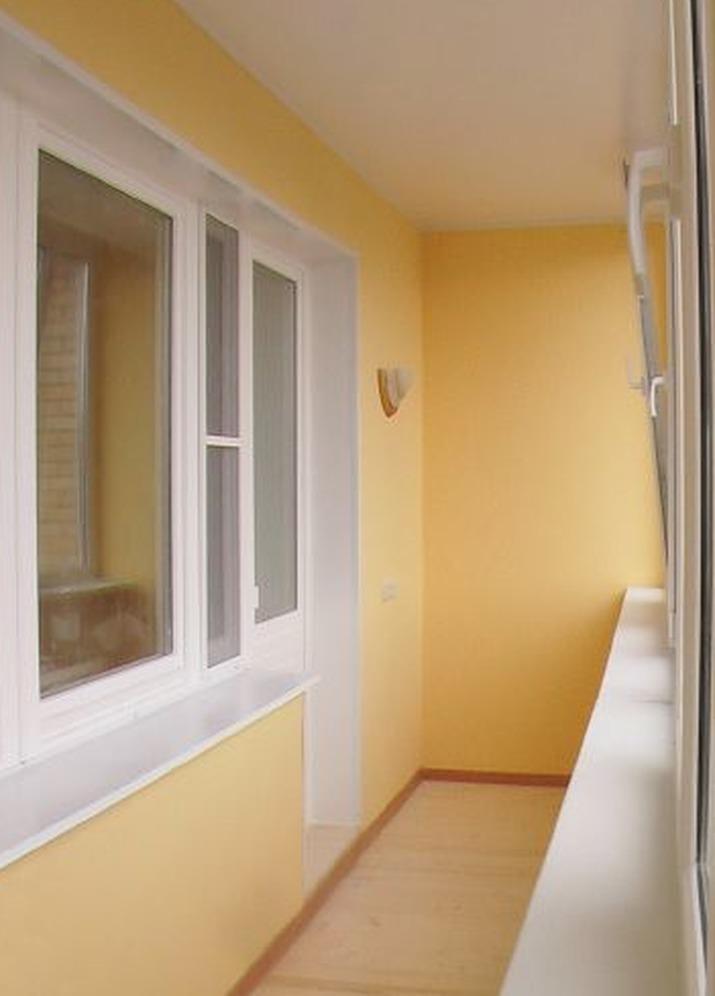 Отделка балконов и лоджий под ключ за 1р, тамбов, от 2016-07.