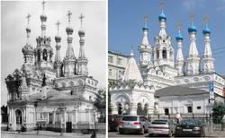Монастыри и церкви Подмосковья