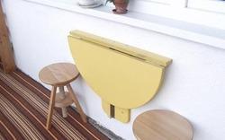 Пристенный откидной столик