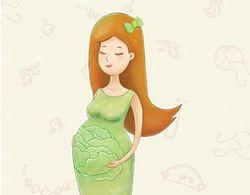 О беременности с варикозом.