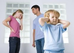 Последствия развода в семье