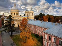 Храмы и монастыри Санкт-Петербурга