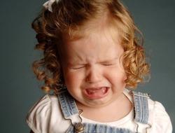 Ребенок стал часто плакать