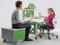 Правильная посадка ребенка за столом