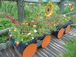 Как облагородить сад