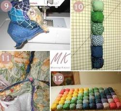 Сшить детский коврик своими руками
