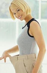 Последствия быстрого похудения