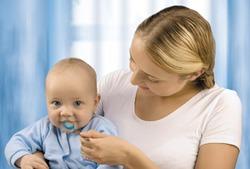 Рацион малыша в 6 месяцев