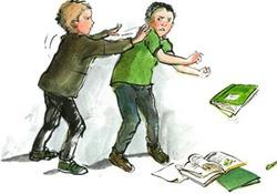 Насилие в школе среди детей