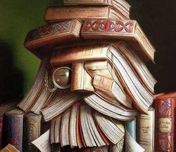 Как склеить книгу?
