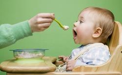 Рацион малыша в 8 месяцев