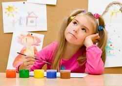 Этапы развития детского изобразительного творчества