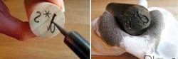Как сделать печать из воска - пошаговая инструкция