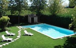 Как сделать бассейн в саду