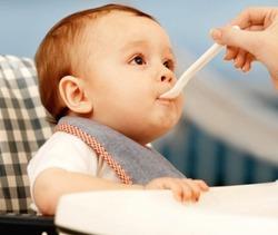 Рацион малыша в 7 месяцев