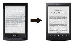 Виды экранов электронных книг