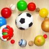 Игры для малышей с мячиком